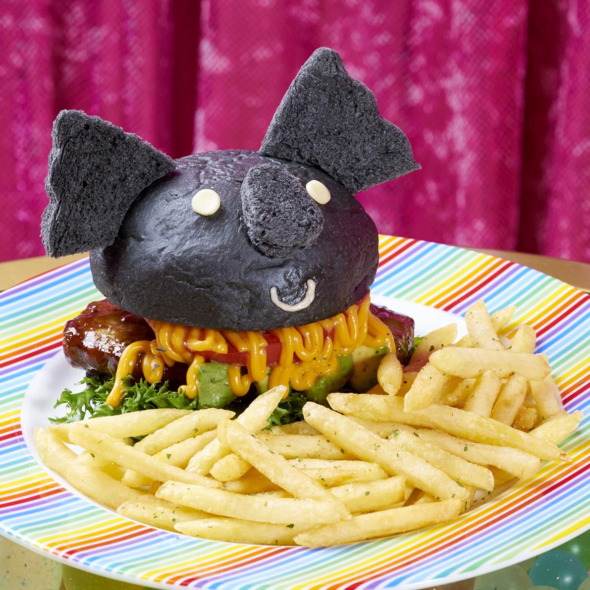 ロッテの看板商品を使ったハロウィン限定メニューが「KAWAII MONSTER CAFE HARAJUKU」にお目見え!