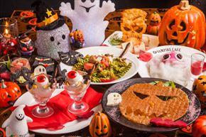 【ヴァンパイアカフェ】吸血鬼がもてなすレストランで、ミイラやコウモリ、黒猫のメニューを提供!?インスタ映え必至の「ブラッディー・ハロウィンフェア」開催!