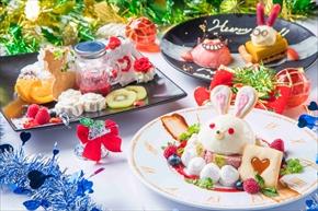 現役女子学生と「アリスレストラン」がコラボ!『アリスのスペシャル・クリスマス!』 今年のクリスマス女子会やデートはファンタジー空間で「インスタ映えメニュー」を楽しんで!