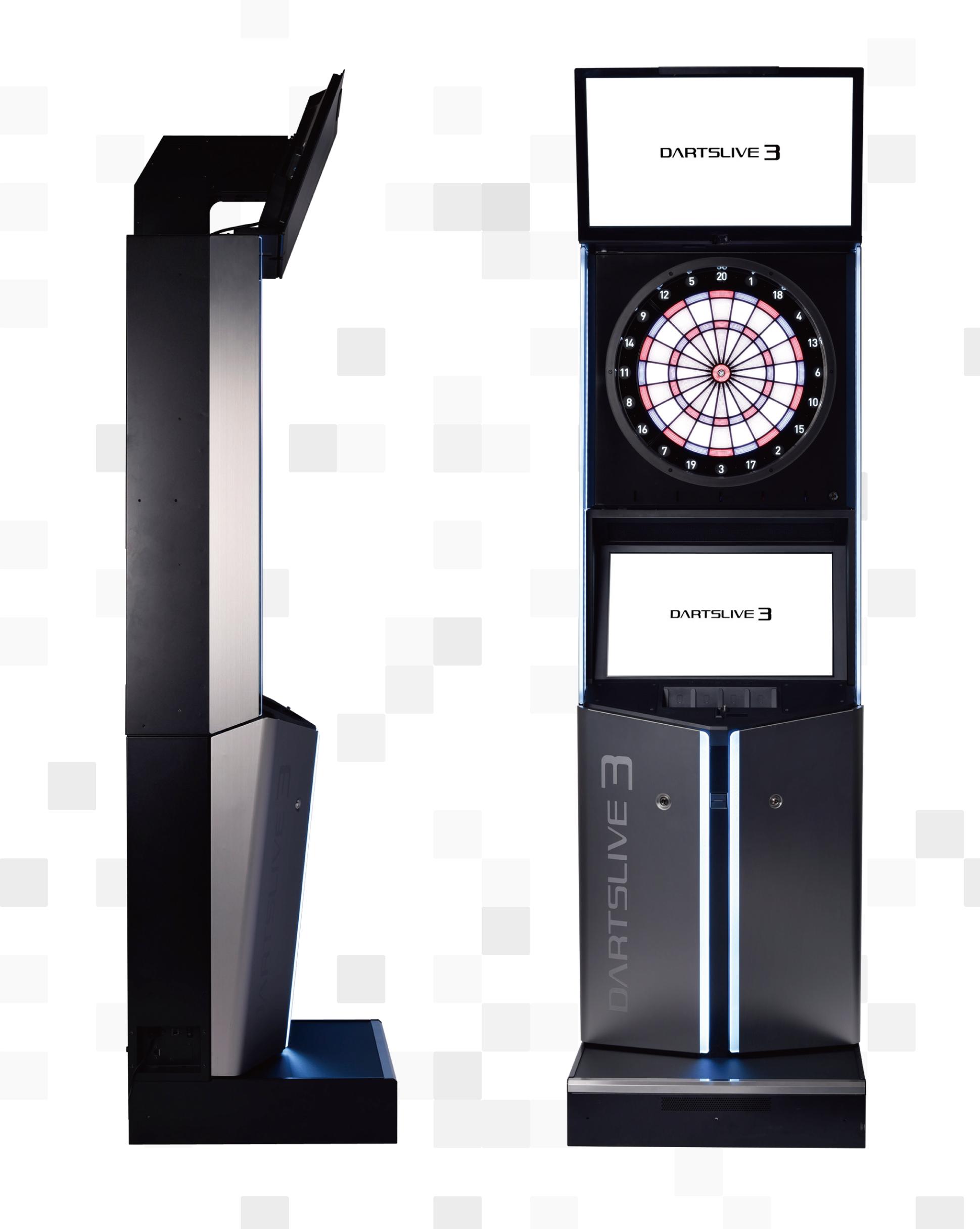 バグース26店舗で最新ダーツマシン「DARTSLIVE3」導入!これまでにない革新的な機能を搭載!