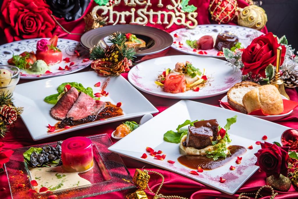 話題のローズ伯爵 監修SPコース&伯爵考案オリジナルカクテルも!ヴァンパイアカフェが贈るクリスマスシーズン限定メニュー情報
