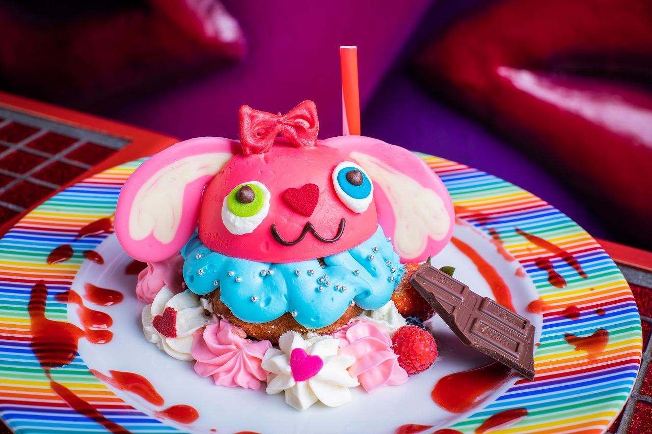 """バレンタイン本番前にKAWAII MONSTER CAFEで""""友スイーツ""""はいかが?1/28(月)から「Colorful Animal Valentine」販売"""