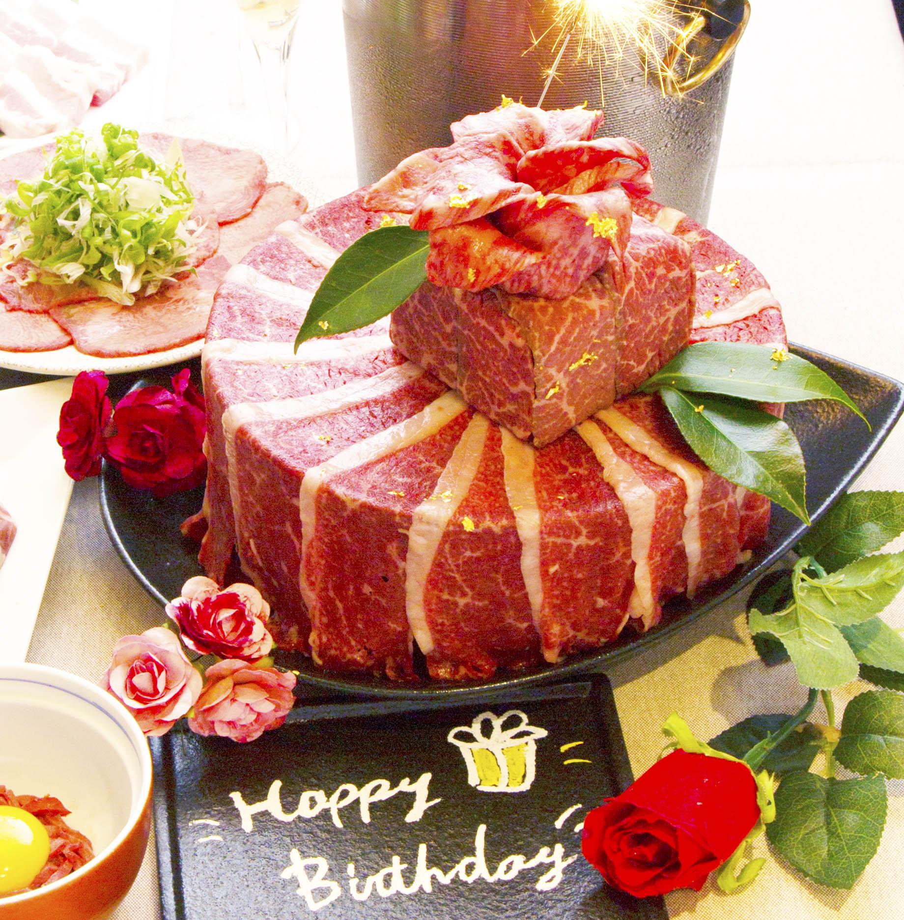 2月9日平成最後の「肉の日」にちなんで焼肉『黒バラモン 田町店』で肉の日パーティーを開催!