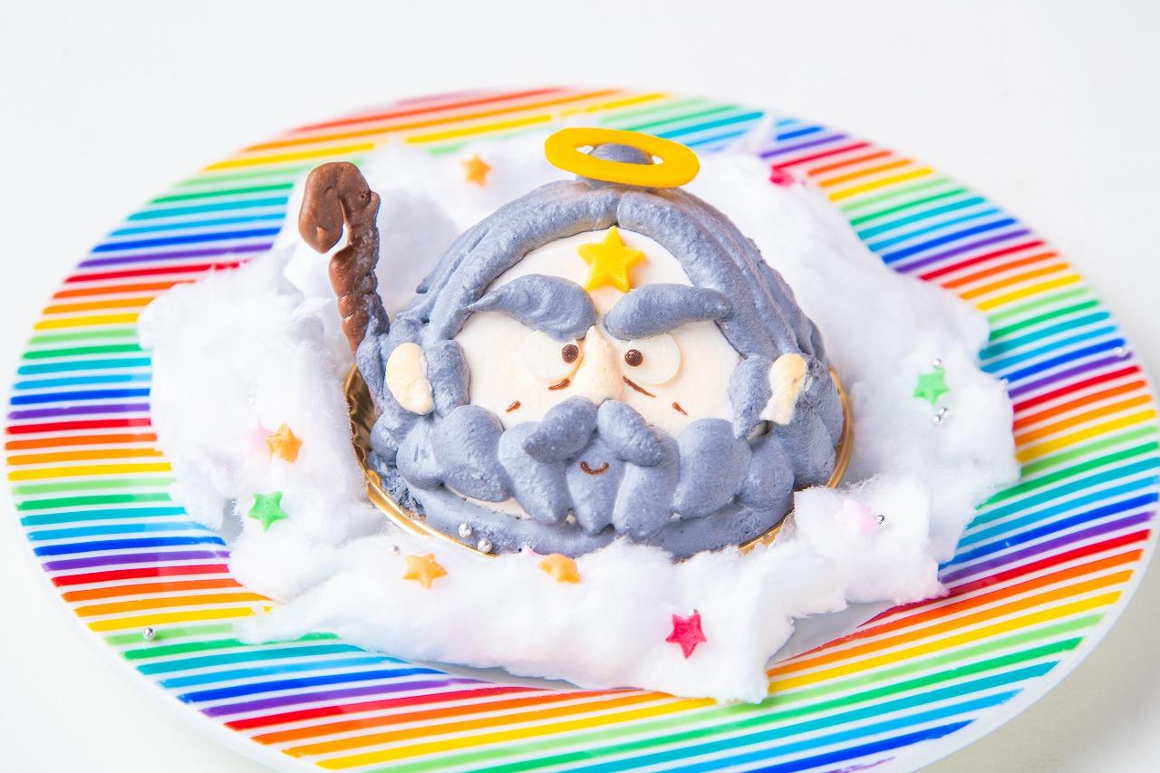 ビックリマン世代熱狂!初のビジュアル化!「スーパーゼウス」がスイーツになって原宿に降臨 「ビックリマンチョコ」×「KAWAII MONSTER CAFE」平成最後に夢のコラボ決定!