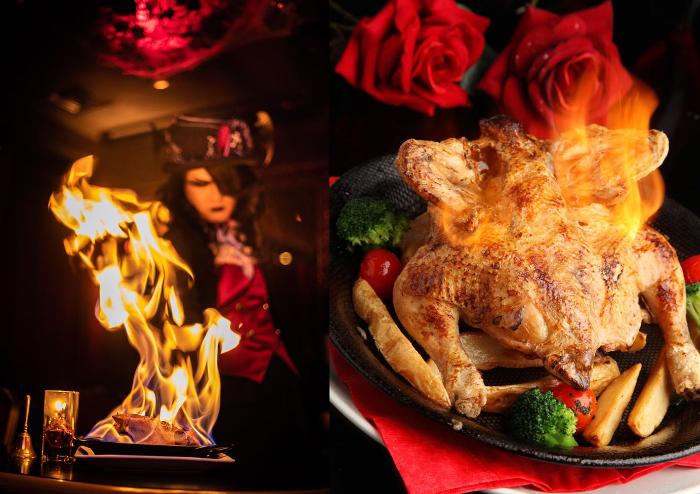 平成から令和へと時代を越えた伝説のエンターテインメント・レストラン「銀座レストラン ヴァンパイアカフェ」18周年 恐るべき全貌大公開!