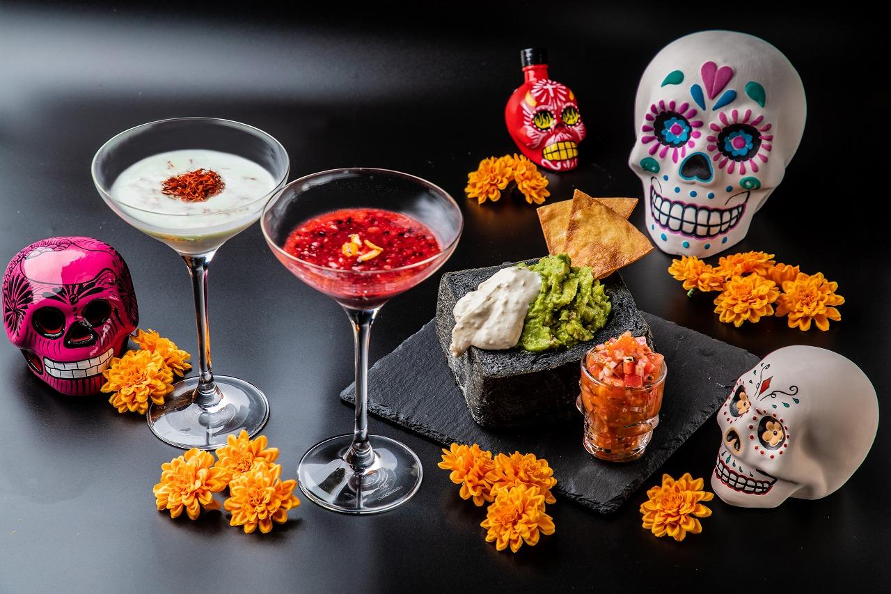 11月限定。メキシコの「死者の日」にインスパイアされたカクテル&フードが登場!ガストロパブ【THE PUBLIC】