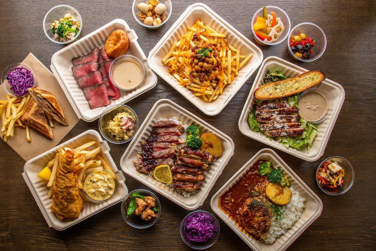 【テイクアウト】極上リブアイロールステーキを1,000円で提供。人気のガストロパブフードでワンランク上の「卓飲み」を!