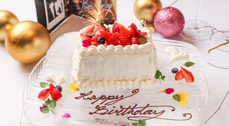 【ホールケーキ特集】 記念日に特別ミニホールケーキで盛大にお祝いしてみませんか?