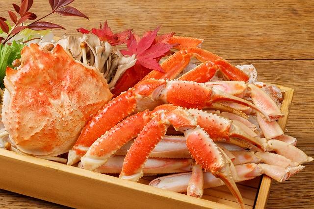 【ランチタイムはいくらかけ放題&本鮪食べ放題、ディナー限定で蟹食べ放題も!】日本全国ご当地グルメビュッフェ『大地の贈り物』「日本の冬を彩る贅沢フェア」期間限定開催!