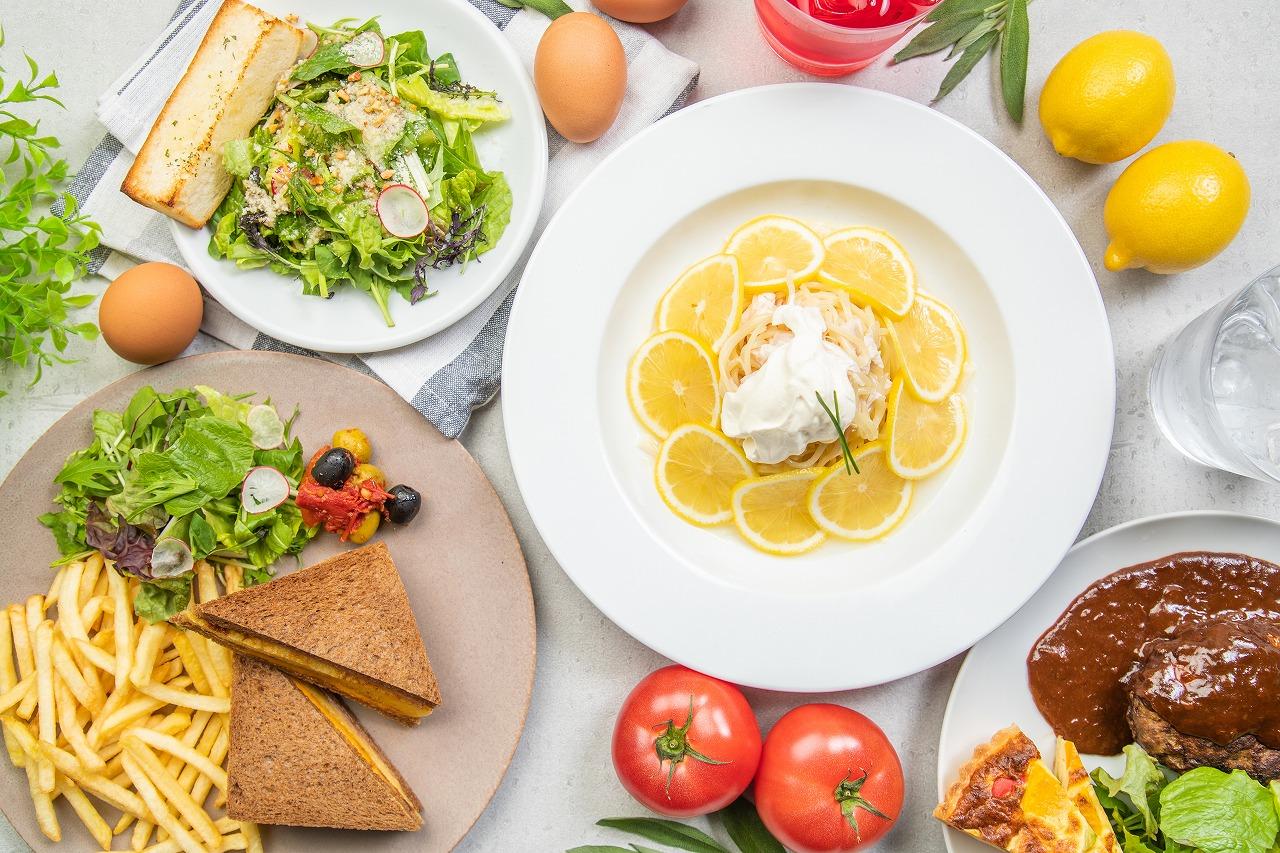 春から初夏に食べたい贅沢ランチ。「銀座バグースプレイス」のランチが美味しくリニューアル!