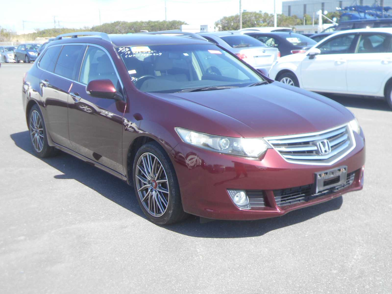 ACCORD WAGON