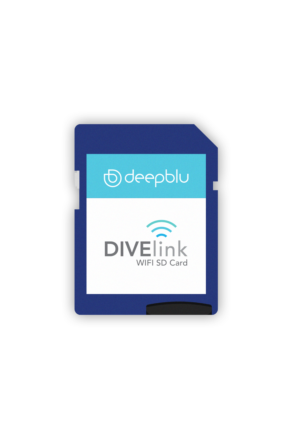 DIVElink Wi-Fi SD Card