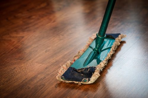 すきま時間でお家が綺麗に♪1日5分でできる簡単なお掃除術