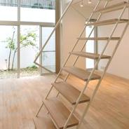 憧れの階段、メゾネット