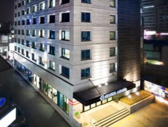 ホテル アロパ