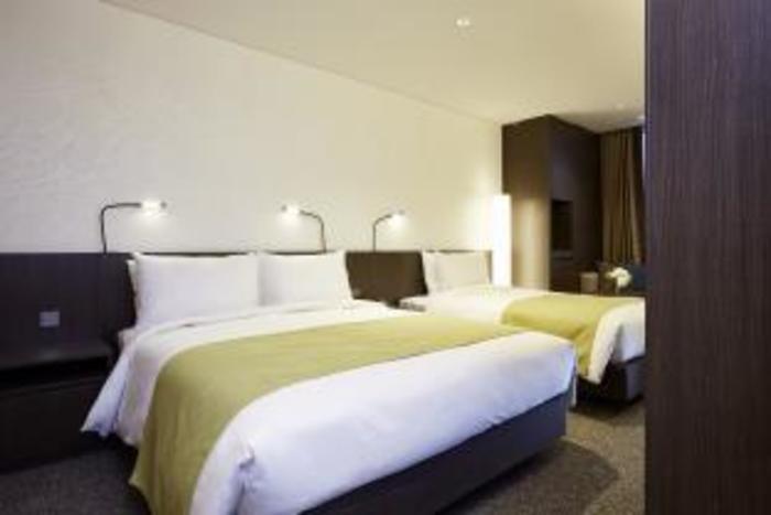 ナイン ツリー プレミア ホテル ミョンドン 2
