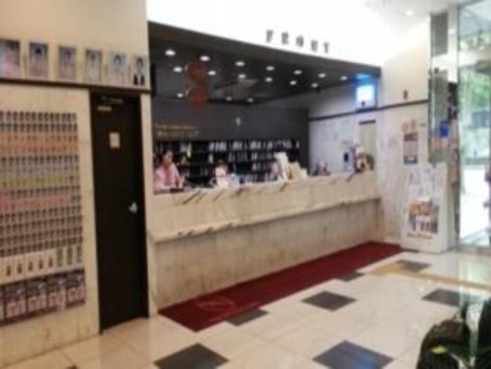東横イン釜山駅店2