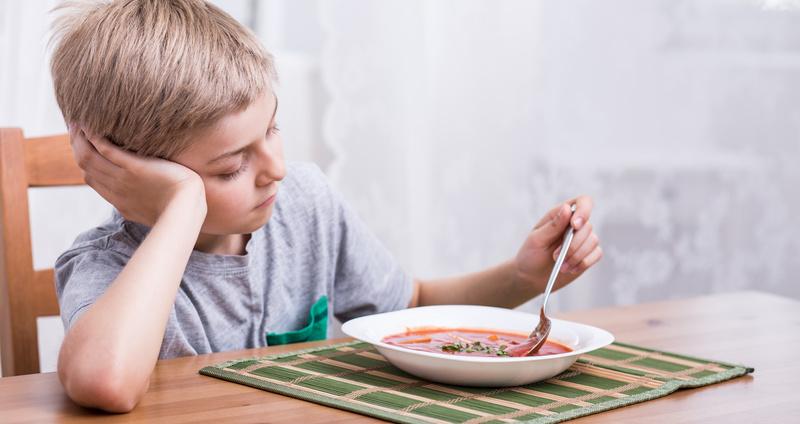 食欲が低下する。子どもに見られる 病気の症状 | メディカルノート
