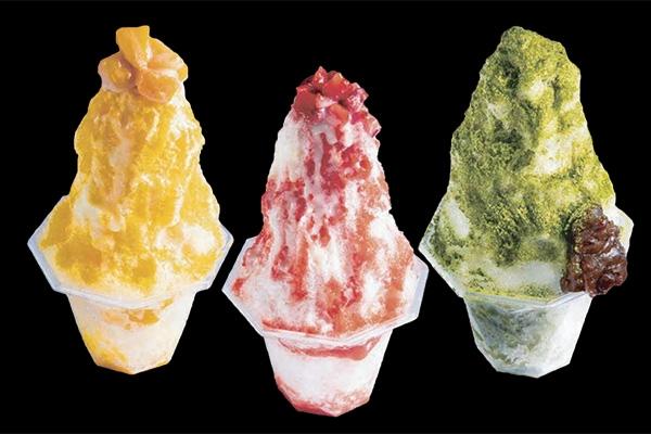 【当日販売】ふんわりかき氷