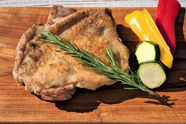 【当日販売】博多華味鶏ももステーキ