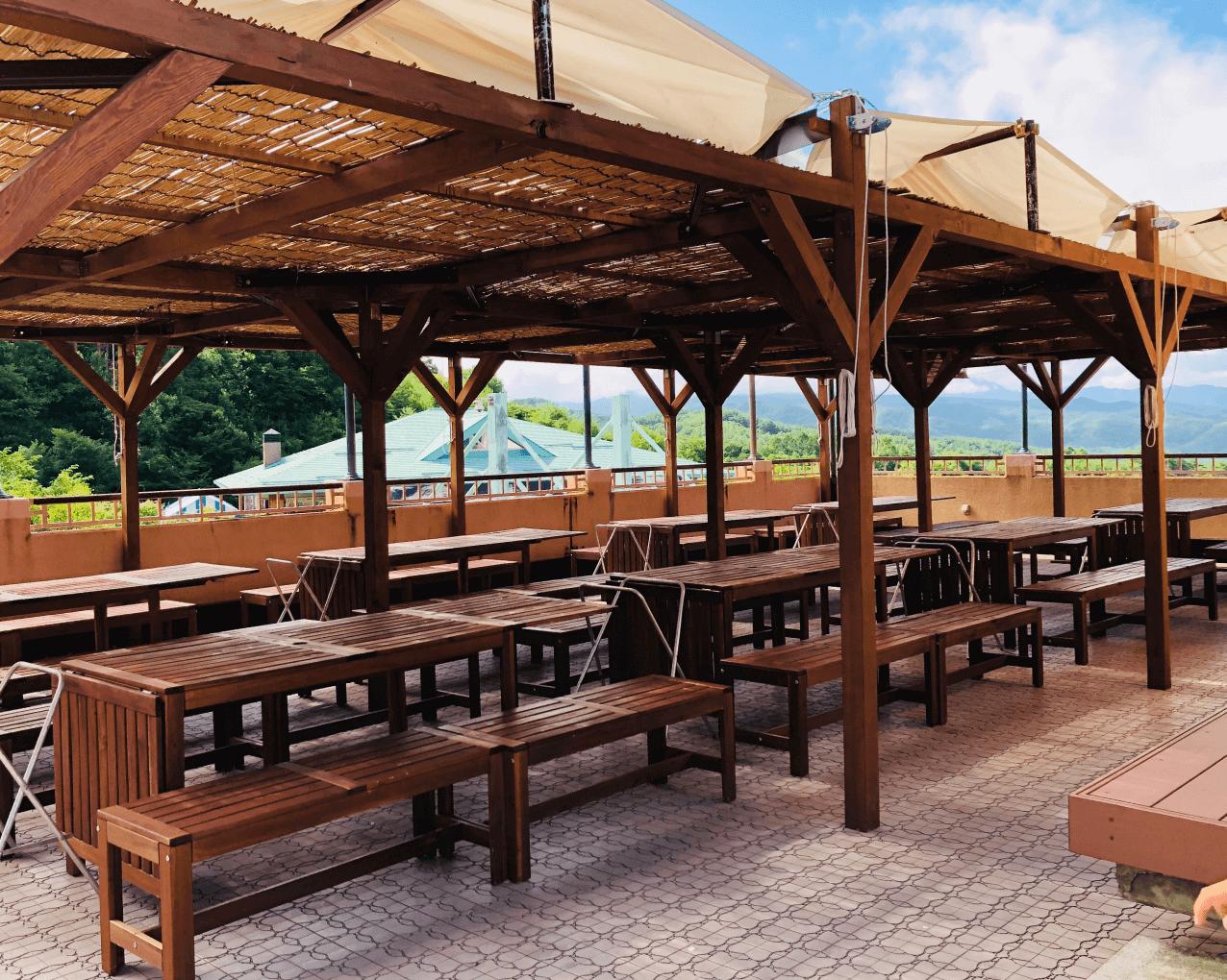テーブル・ベンチ