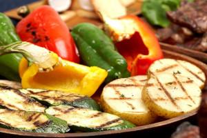 季節のBBQ野菜<!--BBQグリル野菜 -->