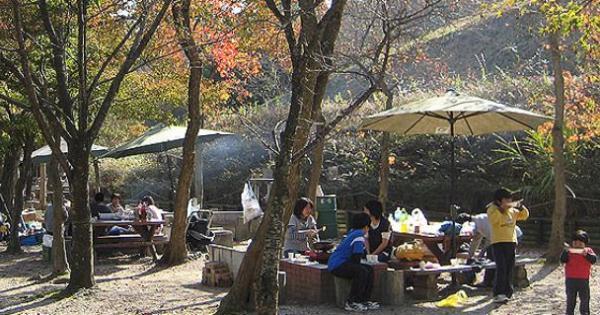 昭和の森バーベキュー場