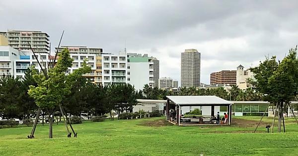 浦安市総合公園デイキャンプ場(BBQデリバリーサービス)
