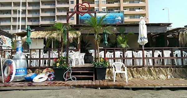 湘南海の家@BeachTerrace江ノ島BBQ