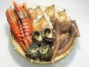海鮮セット
