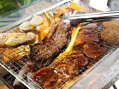 【要予約】BBQ食材(肉・野菜)セット