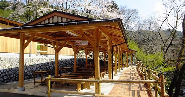 吾野渓谷NICE BBQ Garden
