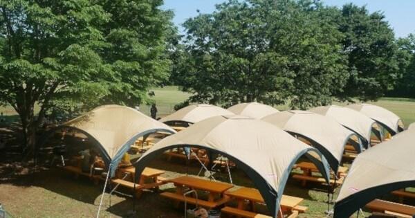 国営武蔵丘陵森林公園 西口BBQ Forest MORE