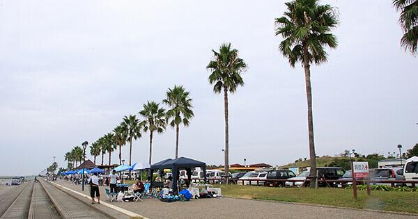二色の浜公園 海浜緑地 バーベキューサービス