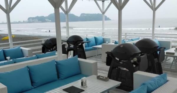 THE BBQ BEACH in SHONAN × Shiro|江の島西浜