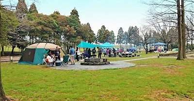 名古屋 庄内緑地バーベキューサービス