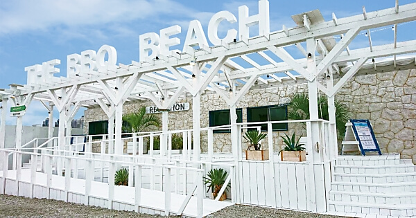 【今だけ30%OFF!!】THE BBQ BEACH in TOYOSU