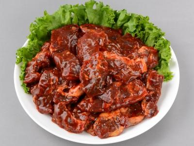 牛ハラミ味付焼肉