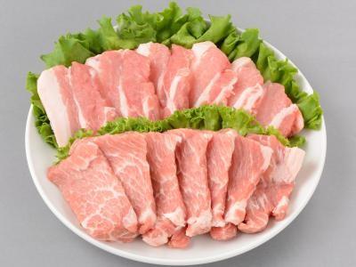 豚肉ロースステーキ