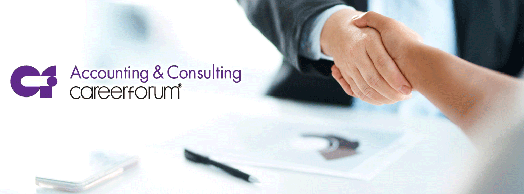 Accounting & Consulting CAREER FORUM