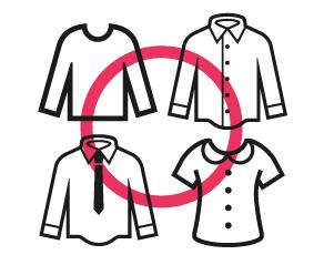 Free dress code