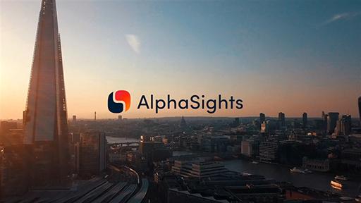 AlphaSights インフォメーションムービー