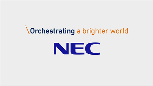 NEC(日本電気) インフォメーションムービー