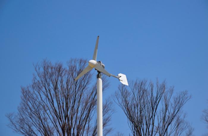 小型風力発電 2タイプの年間発電量を比較してみた!の説明画像その2