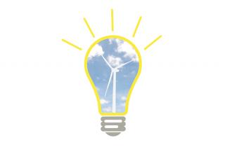 大型・小型風力発電の区切り プロペラの形や大きさの違いの説明画像1