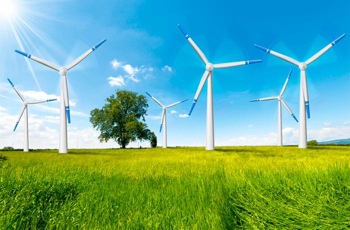 風力発電の理想の設置条件と外国の設置基準の説明画像1