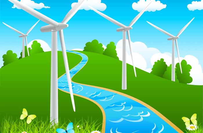 風力発電の理想の設置条件と外国の設置基準の説明画像2