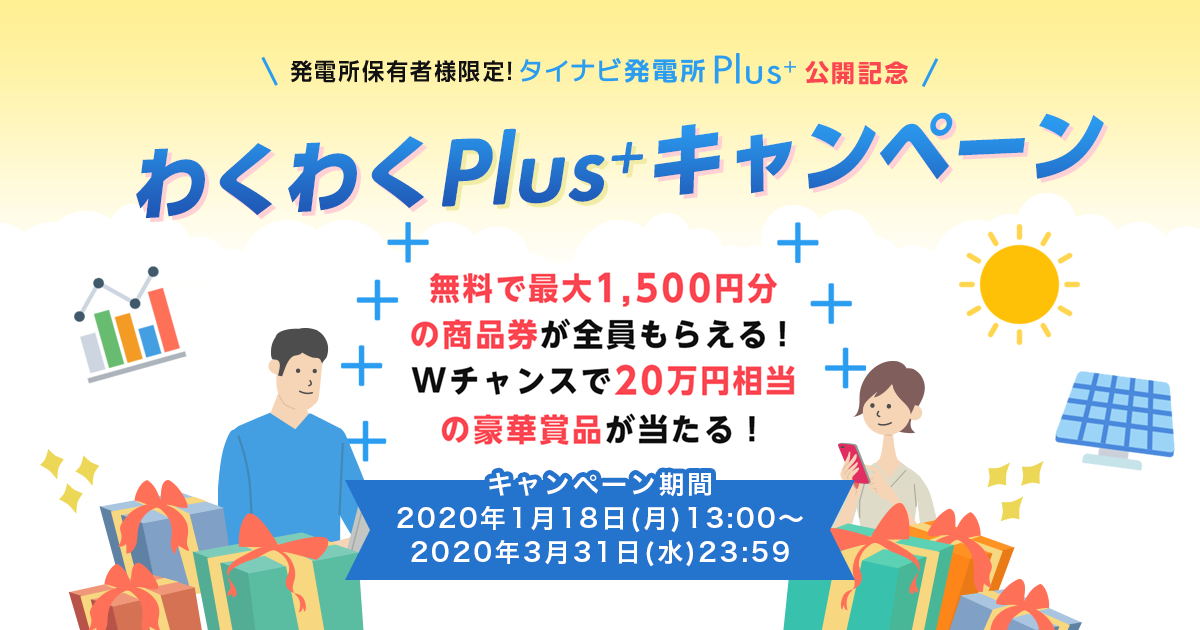 豪華賞品キャンペーン