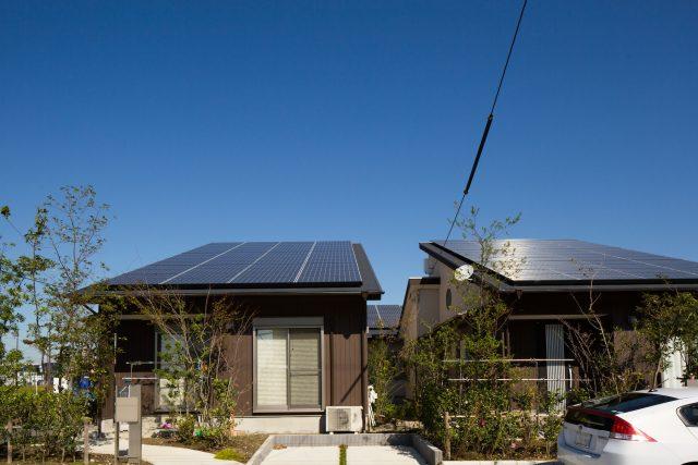 太陽光発電売電