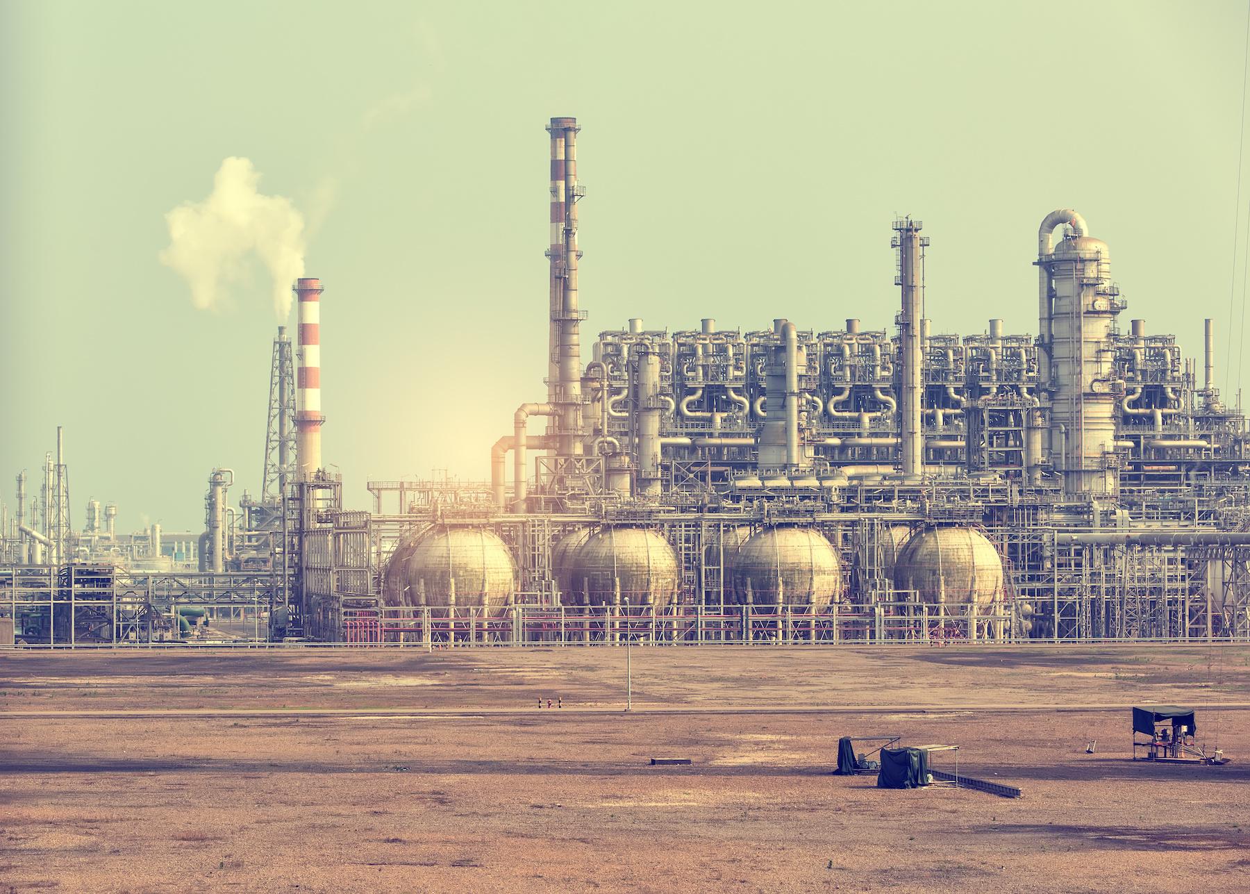 都市ガスの仕組み
